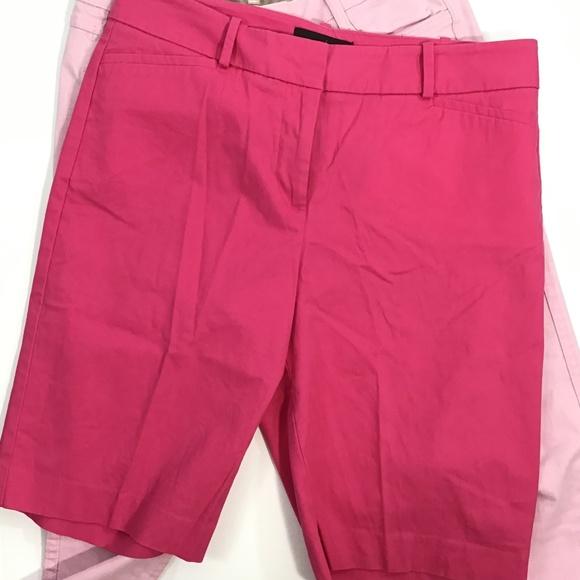 Talbots Pants - Talbots bermuda shorts sz 6